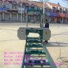 China voorzag de Draagbare Machine van de Lintzaag van Uitstekende kwaliteit