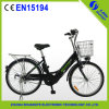 Trendy Design 24 Electric Bicycle with Lithium Battery