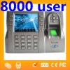 Iclock580 Office School Fingerprint Temps Attendance avec Access Control