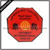 Afgedrukte Lapel Pin met Epoxy voor Company Customize (byh-10666)