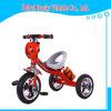 Dos miúdos por atacado do triciclo do bebê de China passeio ao ar livre dos brinquedos no carro