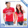 Geliebt-Paar-Familien-Zoll gedruckte Baumwollec$rund-ansatz T-Shirts