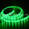 Luz de tiras flexible verde de DC12V SMD5630 LED con alta calidad