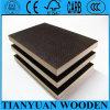 madeira compensada Shuttering marinha da madeira compensada Waterproof/12mm de 12mm Plywood/12mm