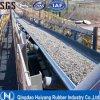 Bande de conveyeur en caoutchouc de cordon en acier résistant froid
