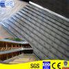 鋼鉄によって電流を通される波形の屋根シート