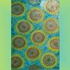 Klassische Art-Hand, die abstrakten Sonnenblume-Anstrich (LH-080000, malt)