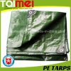 50~300GSM PET Tarpaulin Roll für Truck Cover/Pool Cover/Boat Cover