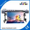 Impression dissolvante d'Eco Digital d'imprimante de drapeau de câble de qualité de Mootoom