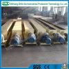 Desgaste - transporte de parafuso resistente de Lsyspiral para o silo do cimento