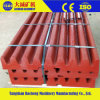 Pièces élevées de broyeur de maxillaire de la Chine de manganèse