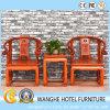 Silla de madera moderna china del banquete del hotel del banquete de boda