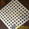 Сетка экрана металла квадратной Perforated нержавеющей стали сетки металла Perforated