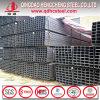 Tubo quadrato dolce del nero ERW dell'acciaio Ss400
