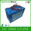 24V 100ah LiFePO4 Battery Pack für Home Energy Storage System