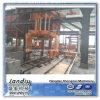 V máquina de carcaça e linha de molde Process