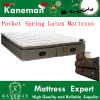 星Hotel Pocket Spring LatexおよびMemory Foam Top Mattress