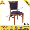 Café de madeira elegante que janta a cadeira