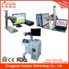 máquina automática portable de la marca del laser de la fibra 20W con precio de la fabricación