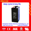 Deep solar Cycle 2V 400ah Battery (CE/SGS)