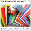 Signes en plastique ondulés de yard de feuille de Coroplast de feuille creuse colorée de pp