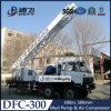 Dfc-300トラックによって取付けられる水鋭い機械価格