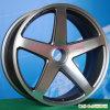 5 het Aluminium van Randen Spokes rijdt het Wiel 20inch 22inch van de Legering van de Auto