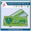Spezielle populäre transparente VIP Karte PVC-