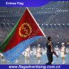 ポリエステルを広告するデジタル印刷はフラグ、世界の各国用の国旗を遊ばす