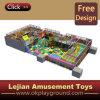 Campo da giuoco dell'interno educativo stabilito del gioco da bambini En1176 migliore (ST1404-11)