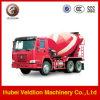 De Vrachtwagen van de Concrete Mixer van Sinotruk HOWO voor Verkoop
