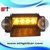 Pára-brisa do carro Direcional Strobe Veículo Leve Luz de emergência (VL04T)