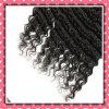 Горячее Sale Peruvian Bundle Hair Natural Color Deep Wave 12inches