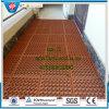 Anti-Bakterium Bürgersteig-Fußboden, ermüdungsfreie Gummiküche-Fußboden-Matte