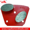 Metal Floor Diamond Grinding Pads para Concrete