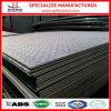 Plaque Checkered en acier galvanisée d'IMMERSION chaude/plaque Checkered acier doux