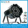 luz 5 de 18X15W LED en 1 iluminación de la etapa PAR64