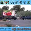 Tela montada do diodo emissor de luz do caminhão P10mm da tela do diodo emissor de luz veículo móvel