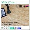 Handscraped lamellenförmig angeordneter Bodenbelag Ml802
