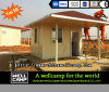 Wellcamp Modern Prefab House per la stanza di Security Guard