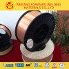 Plastikspulen-Kupfer-Überzogener Körper MIG-Schweißens-Draht (G3Si1/SG2)