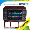Carro GPS WiFi 3G DAB+ Android 5.1 de Erisin Es3082s 7 do  para a classe do Benz S/Cl