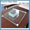 vetro float bianco eccellente di 8mm con il certificato del Ce