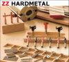 Hra93 alto desgaste - pieza inserta de madera del funcionamiento de la aleación resistente