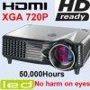 Draagbare LCD van het Theater van het Huis van HD Ready LEIDENE Projector