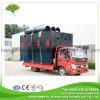 Tratamiento de aguas residuales conjunto enterrado chino con el certificado del Ce