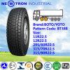 شاحنة حافلة إدارة وحدة دفع [تر12ر22.5], [بوتو] رخيصة سعر شاحنة إطار