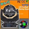 12PCS CREE RGBW LED Beam Football Moving Head Effect Light