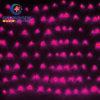 2m Width Pink Light LED Net Light mit 8-Mode