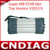 MB estupendo Star Net Top Version V2013.9 Updated de Internet
